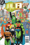 Cover Thumbnail for JLA: Year One (1998 series) #12 [Newsstand]