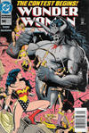 Cover for Wonder Woman (DC, 1987 series) #90 [Newsstand]
