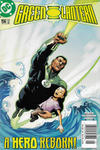 Cover for Green Lantern (DC, 1990 series) #156 [Newsstand]