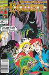 Cover Thumbnail for Excalibur (1988 series) #44 [Newsstand]