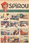 Cover for Spirou (Dupuis, 1947 series) #558