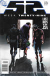 Cover for 52 (DC, 2006 series) #29 [Newsstand]