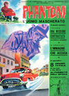 Cover for L'Uomo Mascherato Phantom [Avventure americane] (Edizioni Fratelli Spada, 1972 series) #7
