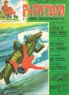 Cover for L'Uomo Mascherato Phantom [Avventure americane] (Edizioni Fratelli Spada, 1972 series) #11