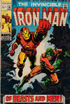 Cover for Iron Man (Marvel, 1968 series) #16 [British]