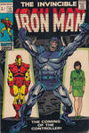 Cover for Iron Man (Marvel, 1968 series) #12 [British Variant]