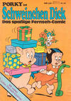 Cover for Schweinchen Dick (Willms Verlag, 1972 series) #40