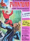 Cover for L'Uomo Mascherato Phantom [Avventure americane] (Edizioni Fratelli Spada, 1972 series) #32