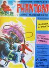 Cover for L'Uomo Mascherato Phantom [Avventure americane] (Edizioni Fratelli Spada, 1972 series) #30