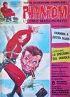 Cover for L'Uomo Mascherato Phantom [Avventure americane] (Edizioni Fratelli Spada, 1972 series) #36