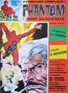 Cover for L'Uomo Mascherato Phantom [Avventure americane] (Edizioni Fratelli Spada, 1972 series) #37