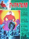 Cover for L'Uomo Mascherato Phantom [Avventure americane] (Edizioni Fratelli Spada, 1972 series) #1