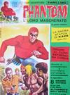 Cover for L'Uomo Mascherato Phantom [Avventure americane] (Edizioni Fratelli Spada, 1972 series) #39