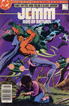 Cover for Jemm, Son of Saturn (DC, 1984 series) #7 [Newsstand]