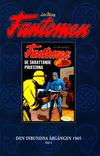 Cover for Lee Falk's Fantomen: Den inbundna årgången (Egmont, 2002 series) #4/1965
