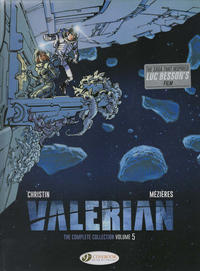 Cover Thumbnail for Valerian the Complete Collection (Cinebook, 2017 series) #5