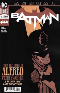 Cover Thumbnail for Batman Annual (DC, 2017 series) #4