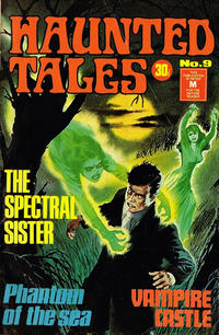 Cover Thumbnail for Haunted Tales (K. G. Murray, 1973 series) #9