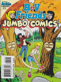 Cover Thumbnail for B&V Friends Double Digest Magazine (Archie, 2011 series) #275
