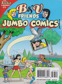 Cover Thumbnail for B&V Friends Double Digest Magazine (Archie, 2011 series) #273