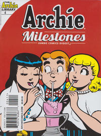 Cover Thumbnail for Archie Milestones Jumbo Comics Digest (Archie, 2019 series) #4