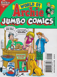 Cover Thumbnail for World of Archie Double Digest (Archie, 2010 series) #91