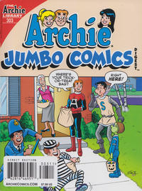 Cover Thumbnail for Archie (Jumbo Comics) Double Digest (Archie, 2011 series) #303