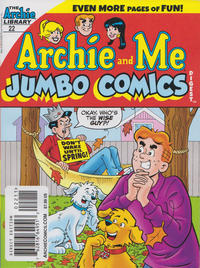 Cover Thumbnail for Archie and Me Comics Digest (Archie, 2017 series) #22