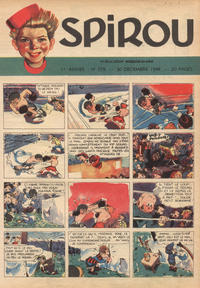 Cover Thumbnail for Spirou (Dupuis, 1947 series) #559