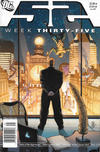 Cover Thumbnail for 52 (2006 series) #35 [Newsstand]