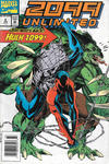 Cover Thumbnail for 2099 Unlimited (1993 series) #2 [Australian]