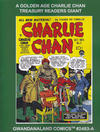 Cover for Gwandanaland Comics (Gwandanaland Comics, 2016 series) #2483-A - A Golden Age Charlie Chan Treasury Readers Giant