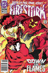 Cover Thumbnail for Firestorm (1990 series) #100 [Newsstand]