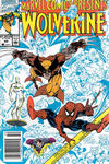 Cover Thumbnail for Marvel Comics Presents (1988 series) #50 [Newsstand]