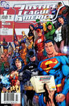 Cover for Justice League of America (DC, 2006 series) #1 [Newsstand]
