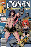 Cover for Conan the Barbarian (Marvel, 1970 series) #248 [Newsstand]