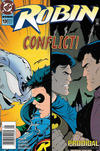 Cover for Robin (DC, 1993 series) #13 [Newsstand]