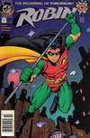 Cover for Robin (DC, 1993 series) #0 [Newsstand]