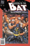 Cover Thumbnail for Batman: Shadow of the Bat (1992 series) #1 [Newsstand]