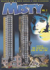 Cover for Misty (Rebellion, 2016 series) #2 - The Sentinels/End of the Line...