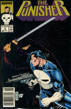 Cover for The Punisher (Marvel, 1987 series) #9 [Newsstand]