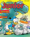 Cover for Donald Duck Junior (Hjemmet / Egmont, 2018 series) #10/2019