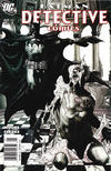 Cover for Detective Comics (DC, 1937 series) #829 [Newsstand]