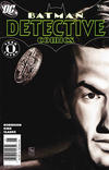 Cover for Detective Comics (DC, 1937 series) #818 [Newsstand]