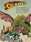 Cover for Stålmannen (Centerförlaget, 1949 series) #22/1952
