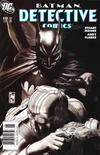 Cover for Detective Comics (DC, 1937 series) #830 [Newsstand]