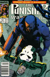 Cover for The Punisher War Journal (Marvel, 1988 series) #13 [Newsstand]