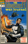 Cover Thumbnail for The Punisher War Journal (1988 series) #32 [Newsstand]