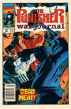Cover Thumbnail for The Punisher War Journal (1988 series) #28 [Newsstand]