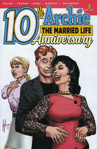 Cover Thumbnail for Archie: The Married Life - 10th Anniversary (Archie, 2019 series) #3